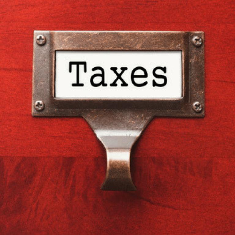 Paper Organization Taxes
